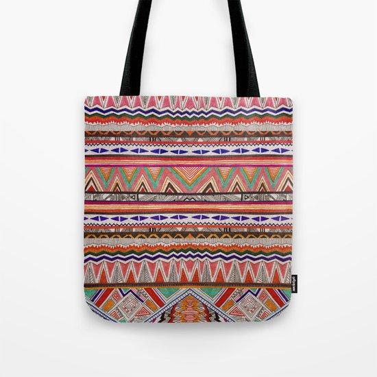 TRIBAL NOMAD Tote Bag