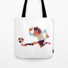 Lionel Messi, Argentina Jersey Tote Bag