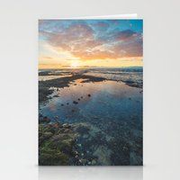 Big Island Sunset Stationery Cards