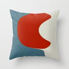 Kin (Sun) Throw Pillow