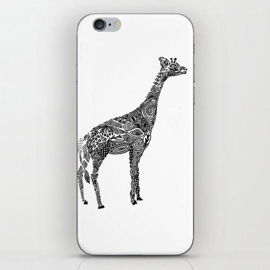 Designer Giraffe iPhone & iPod Skin