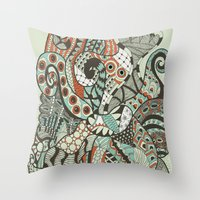 Peanuts I Wanted To Be O… Throw Pillow