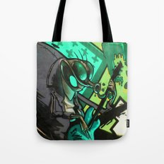 HUMAN FLY Tote Bag