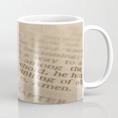 Conclusion Mug