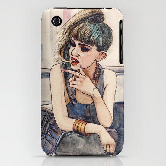 Grimes iPhone & iPod Case