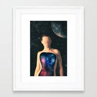 Created to Belong Framed Art Print