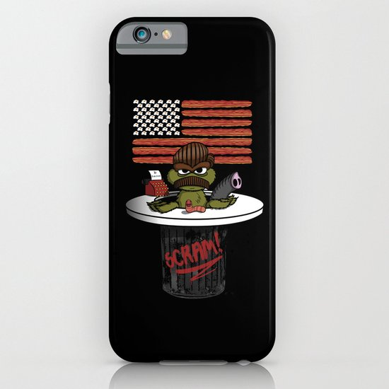 Oscar the Swanson iPhone & iPod Case