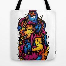 Monsterdelia Tote Bag