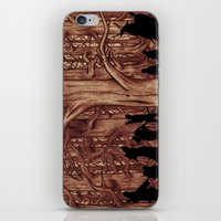 On the way (The Fellowship of the Ring, LOTR) Version 2 iPhone & iPod Skin