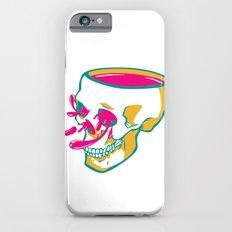 Liquid thoughts:Skull Slim Case iPhone 6s