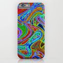 Muscle Tissue with Abnormal Cell Overlay iPhone & iPod Case