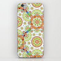 Brocade Mandala iPhone & iPod Skin