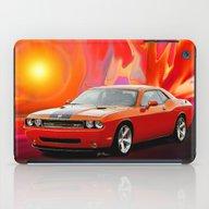 Challenger SRT iPad Case