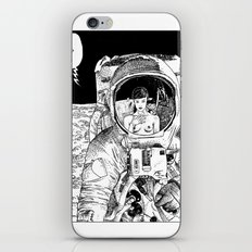 asc 333 - La rencontre rapprochée ( The close encounter) iPhone & iPod Skin