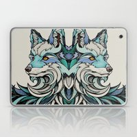 Berlin Fox Laptop & iPad Skin