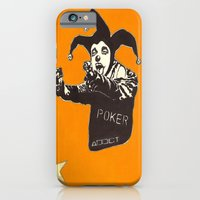 iPhone & iPod Case featuring Pussy Power World Games Inc. by MENAGU'