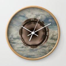 My little World of Solitude Wall Clock