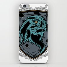 save the eagles iPhone & iPod Skin