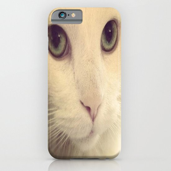 pretty eyes iPhone & iPod Case