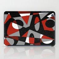 Abstract #121 iPad Case