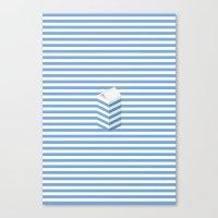 SPLIT MILK Canvas Print