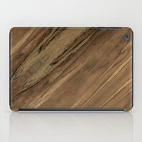 Etimoe Crema Wood iPad Case