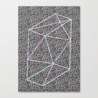 Geometric Composition Canvas Print