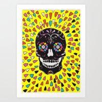 CALAVRA. Art Print