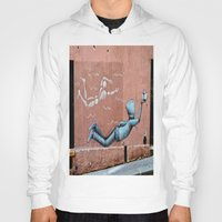 The Floating Man Hoody