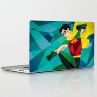 DC Comics Robin Laptop & iPad Skin