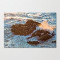 Pacifica Coast Canvas Print