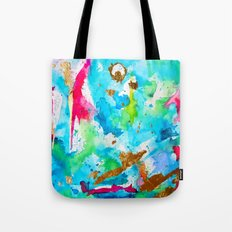 Le Aqua et Passion Tote Bag