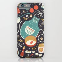 iPhone & iPod Case featuring Carrot Cake by Anna Deegan