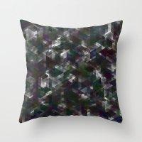 Panelscape - #5 Society6… Throw Pillow