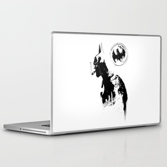 BADMAN Laptop & iPad Skin
