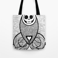 Coroner's Joke No.3 Tote Bag