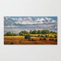 Van Goghs Colours Canvas Print