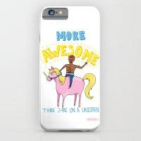 2-Pac On A Unicorn iPhone 6 Slim Case