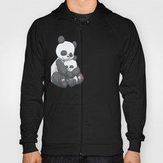 Panda Hug Hoody