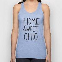 Home Sweet Ohio Unisex Tank Top