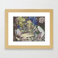 Memento Mori 8 Framed Art Print