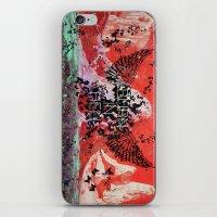 Burn in Hell. iPhone & iPod Skin
