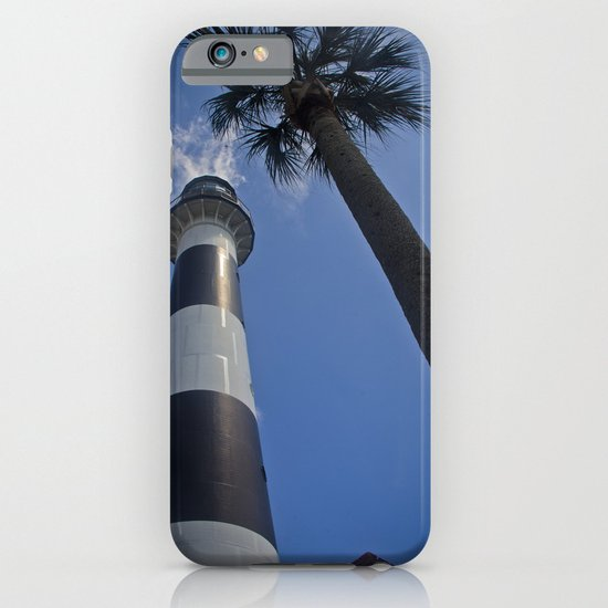 Cape Canaveral Lighthouse iPhone & iPod Case