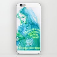 Brightest Witch of Her Age iPhone & iPod Skin