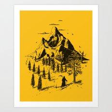 Home! Sweet Home! Art Print