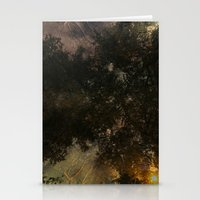 A moment of confusion Stationery Cards
