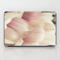 A Waterfall of Blooms iPad Case