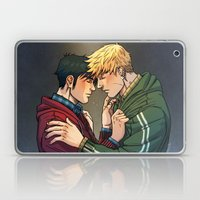 William and Theodore 01 Laptop & iPad Skin