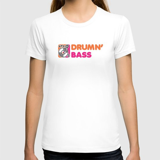 Drumn' Bass  T-shirt