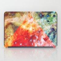 Stars on Fire iPad Case